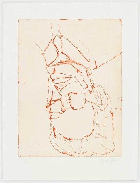, 'Rothko II (Red),' 2018, Alan Cristea Gallery
