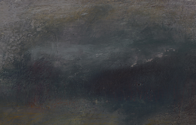 , 'Landscape L1156 - Wooded Ground above a Field, The Chiltern Hills ,' 2019, Alan Kluckow Fine Art