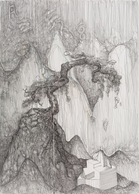 , 'Structure 结构,' 2012, Galerie Dumonteil
