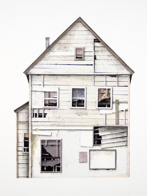 , 'House Portrait Series XIX,' 2019, Paradigm Gallery + Studio
