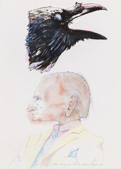 , 'Albert Cossery,' 2014, Stevenson