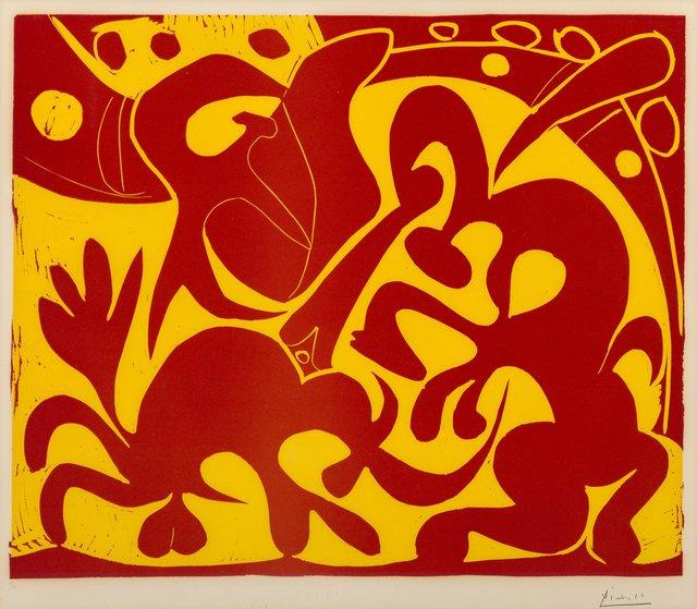 Pablo Picasso, 'La pique', 1959, Heritage Auctions