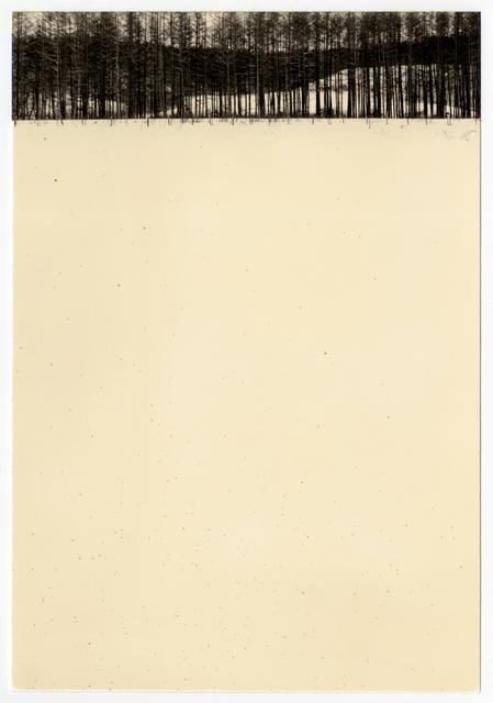 Yamamoto Masao, '0845, from Nakazora', 1998, Etherton Gallery