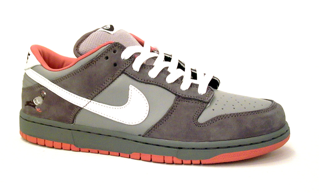 , 'Nike x Staple Design, Dunk Low Pro SB Pigeon,' 2005, American Federation of Arts