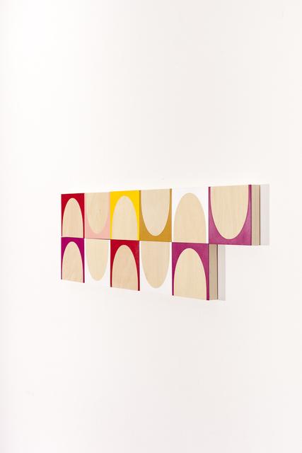 , 'Muchos Somos II,' 2015, Ellen de Bruijne Projects
