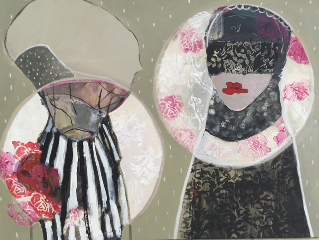 , 'Bouquet ,' 2016, al markhiya gallery