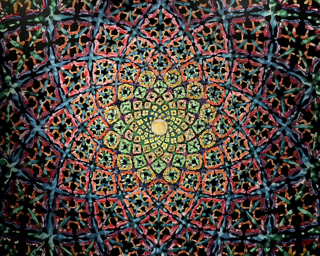 , 'Mandala,' 2017, Licenciado
