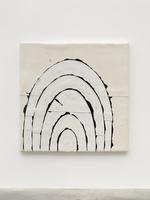 , 'White Painting #1,' 2019, White Cube