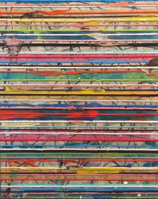 , 'Dash #18,' 2017, M.A. Doran Gallery