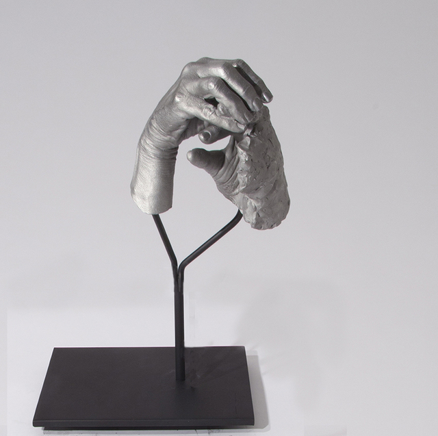 , 'One Hand Making the Other Hand,' 2016, ARC ONE Gallery