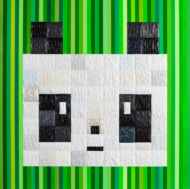 , 'Panda,' 2016, HG Contemporary