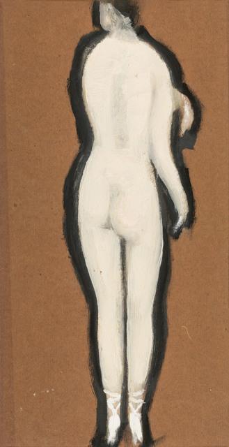 , 'Standing Nude,' ca. 1925, Galerie Kovacek & Zetter