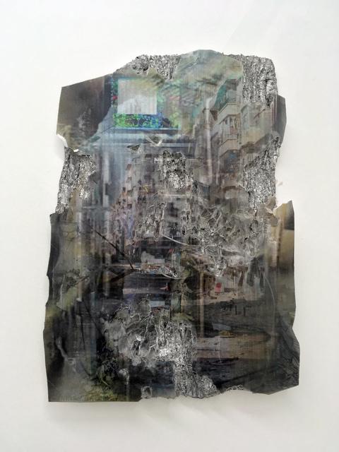 , 'HurtingZone. Zone V.,' 2017, Future Gallery