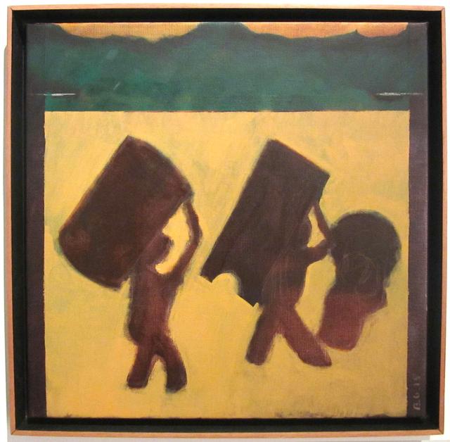 , 'Boceto del Zulia II,' 2015, Casas Riegner