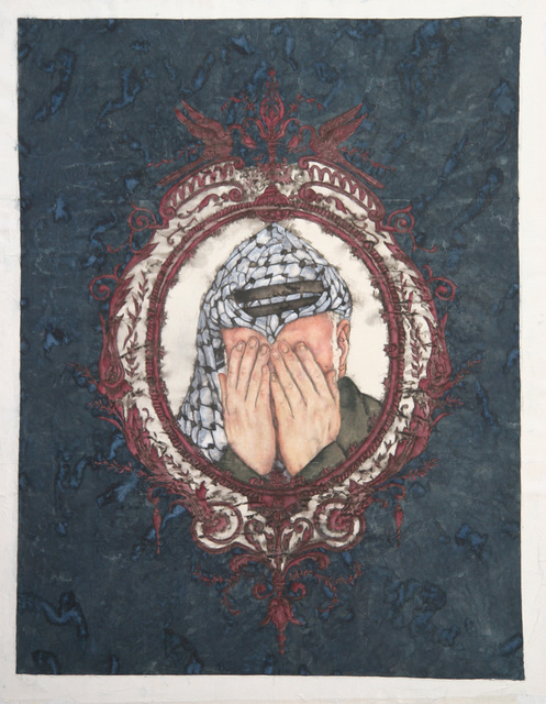 , 'Garland series - The Land of Palestine,' 2004, Tang Contemporary Art