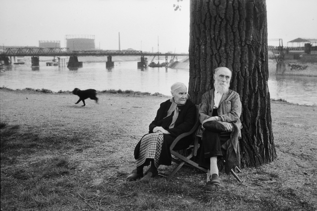 , 'IVRY-SUR-SEINE, 1955,' 1955, Huxley-Parlour