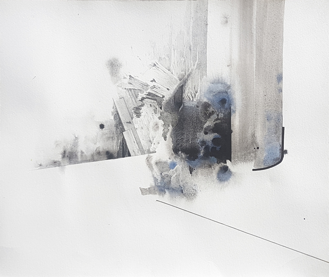 , 'Entre acte ,' 2018, Galerie Maria Lund