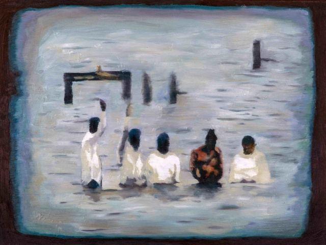 , 'Five Godot – Coastline No.5,' 2014, EGG Gallery