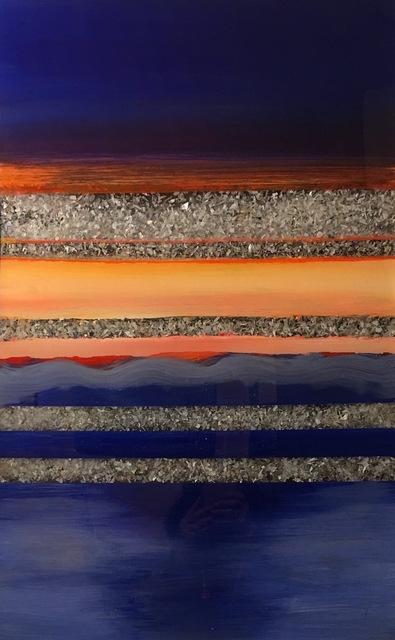 , 'Multiverse Sunset,' 2017, Hilton Asmus