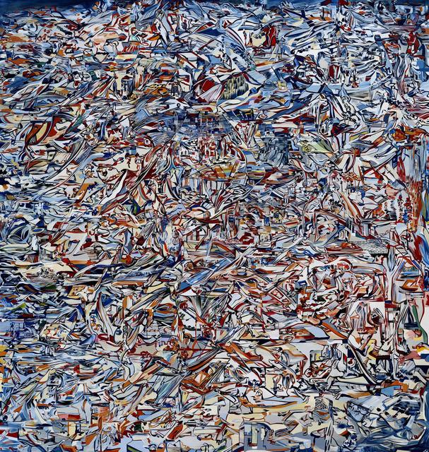 , 'Terra Incognita,' 2013, Octavia Art Gallery