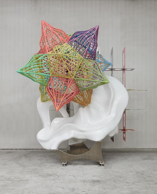 , 'Nessus and Dejanira,' 2017, Marianne Boesky Gallery