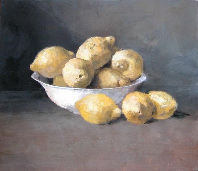 , 'Lemons (Citrons) ,' 2015, Galerie Arcturus