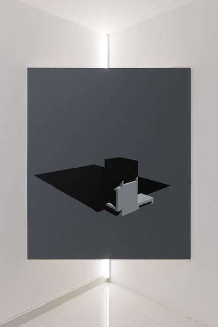 Alberto Lezaca, 'Vibraciones improbables', 2015, (bis) oficina de proyectos