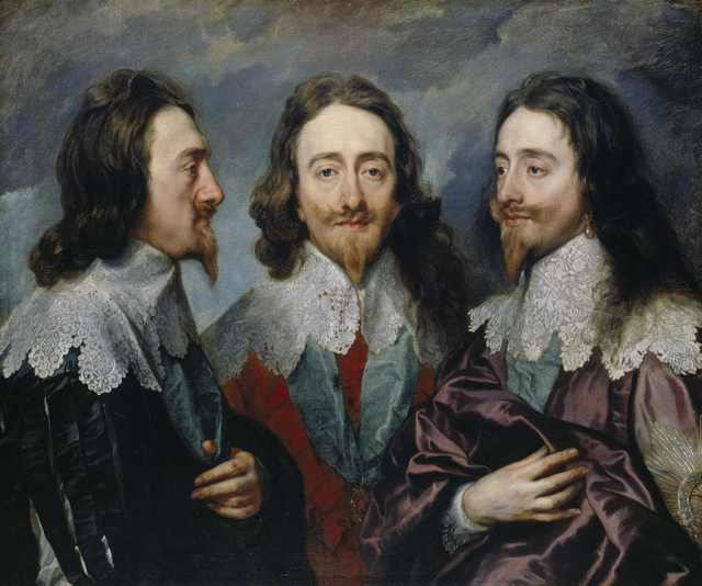 , 'Charles I,' 1636, Royal Collection Trust