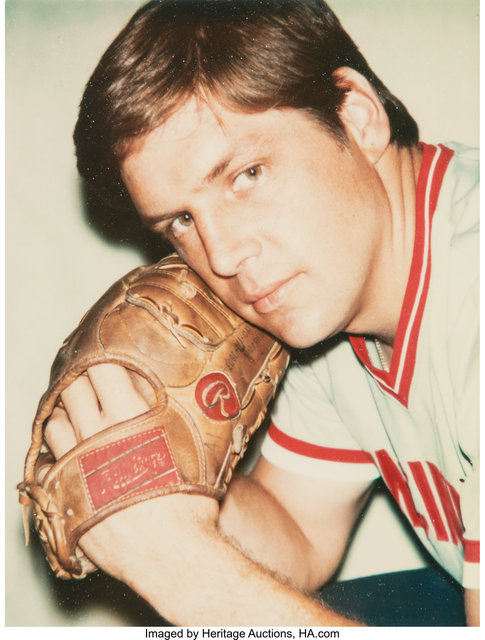 Andy Warhol, 'Tom Seaver', 1977, Photography, Unique color Polaroid, Heritage Auctions