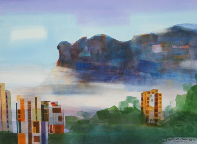, '#16 Lion Rock Mountain,' 2014, Affinity ART