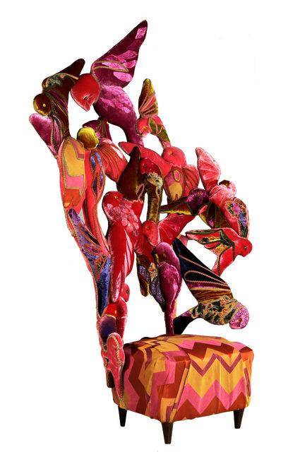 Carla Tolomeo, 'Champagne', 2018, Contini Art Gallery