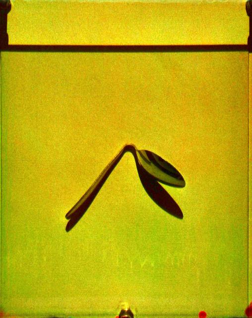 , 'Bent Spoon,' 2013, Johannes Vogt Gallery