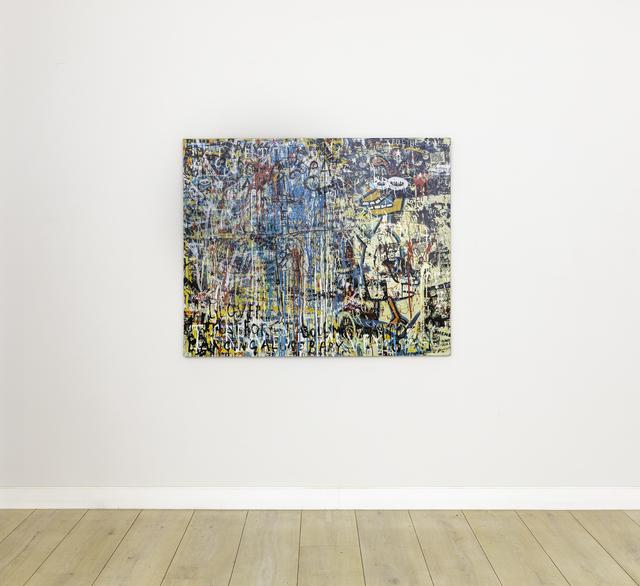 , 'Cockerel Pt 2,' 2018, John Martin Gallery