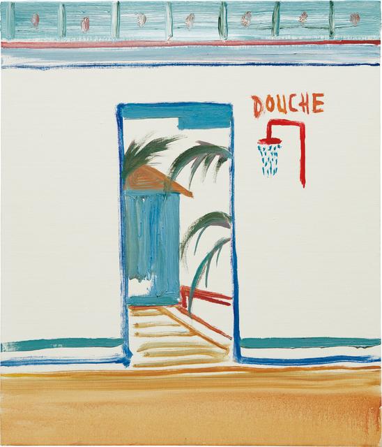 Shinro Ohtake, 'DOUCHE', 2000, Phillips