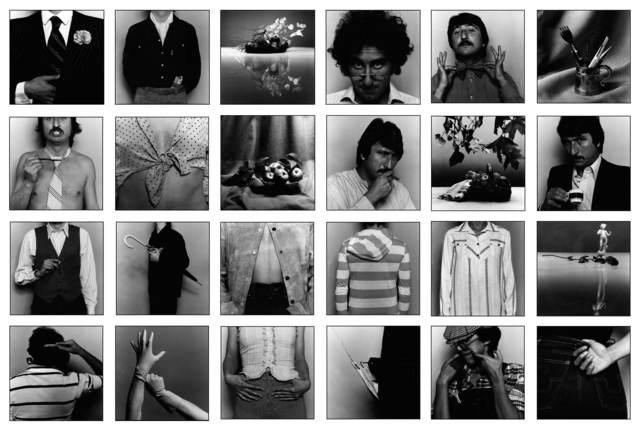 , 'Teatro di Oklahoma: Whisky Quiz,' 1977, Galleria Antonio Battaglia