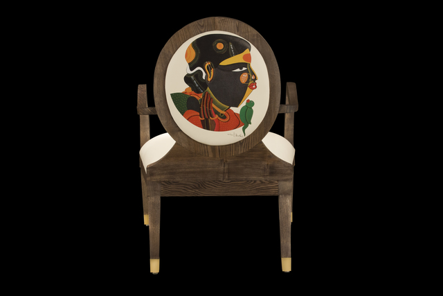 , 'Serenade Chair 1,' 2018, Art Pilgrim