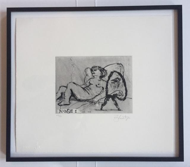 , 'Nose 1,' 2007, Joanna Bryant & Julian Page