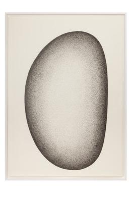 , 'Grandes amorfos negros 3,' 2013, Nogueras Blanchard
