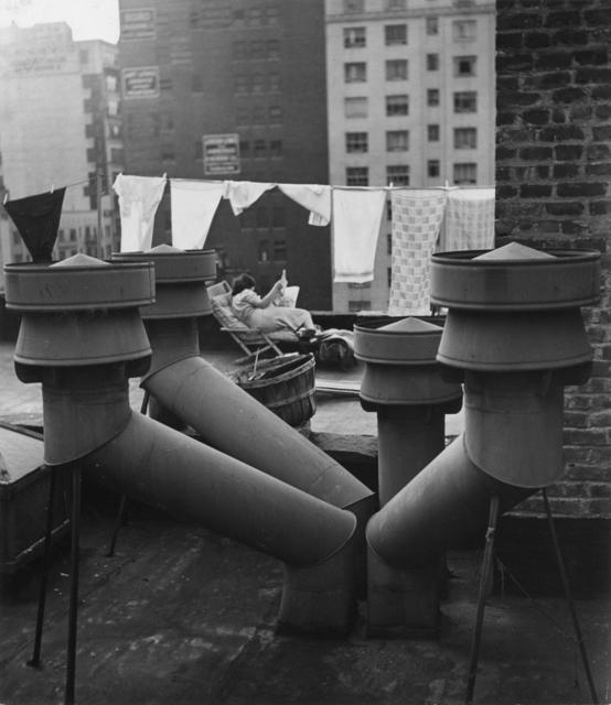 , 'West 20th Street, New York,' 1943, Stephen Bulger Gallery
