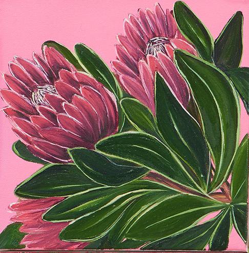 , 'Tropical Study 1,' 2017, Susan Eley Fine Art