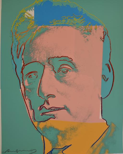 Andy Warhol, 'Louis Brandeis (FS II.230) Trial Proof', 1980, Revolver Gallery