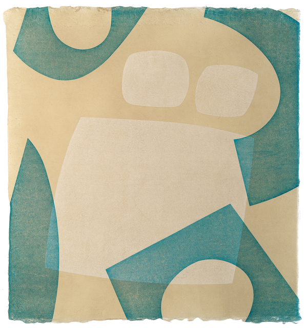 , 'Doserygg,' 2017, Winston Wächter Fine Art