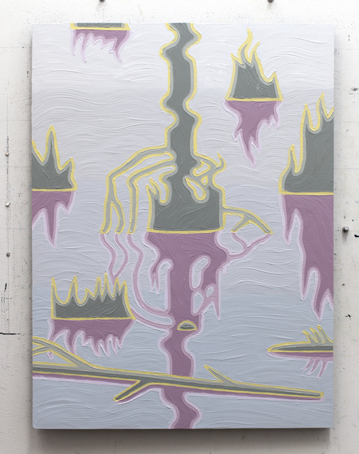 Caetlynn Booth, 'Swamp Shimmers (panel 12)', 2018, Project: ARTspace