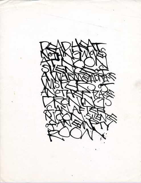 , 'Untitled (Dead Heat),' ca. 1968, Anglim Gilbert Gallery