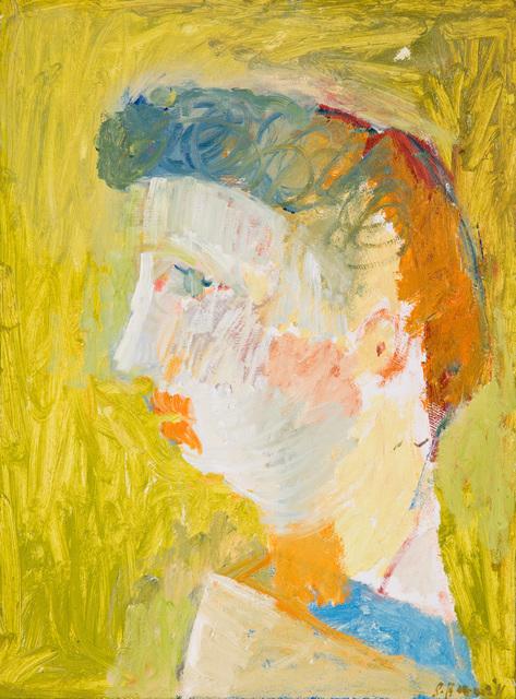 , 'Portrait after a bust,' 2015, Niagara Galleries