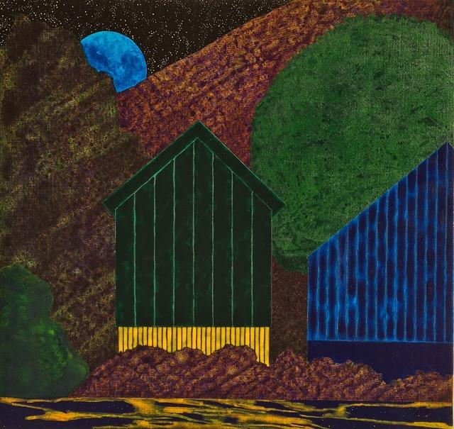 , 'Eastern Shift,' 2017, Susan Eley Fine Art