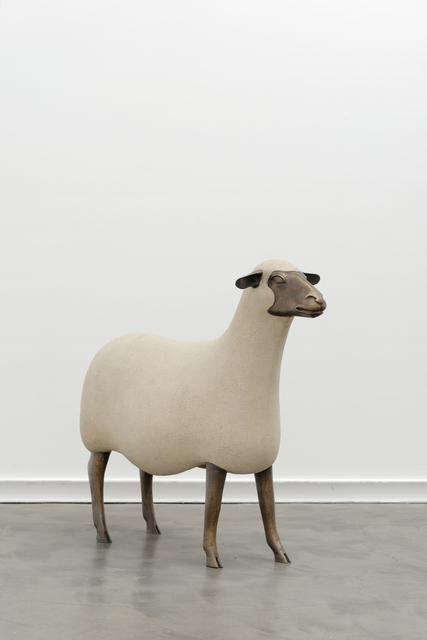 François-Xavier Lalanne, 'Les Nouveaux Moutons, Brebis', 1995, Galerie Mitterrand