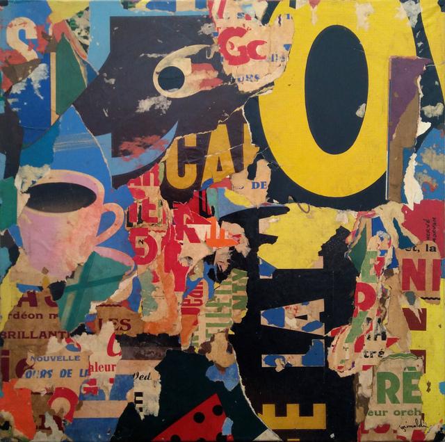 , 'O,' 2017, Galerie Art Jingle