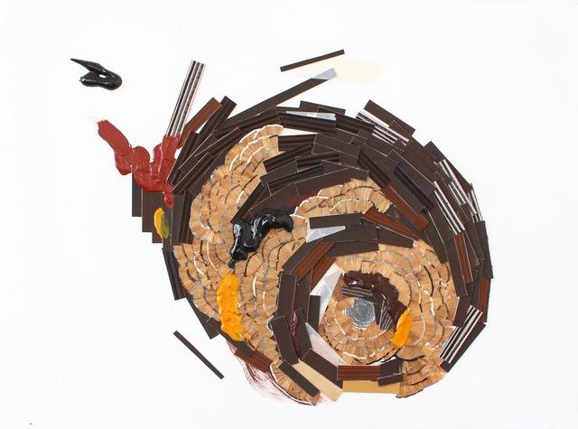 , 'Construction (no. 2),' 2015, Open Mind Art Space