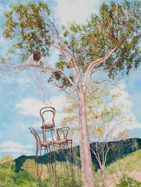 , 'Straight legged,' 2019, Sophie Gannon Gallery